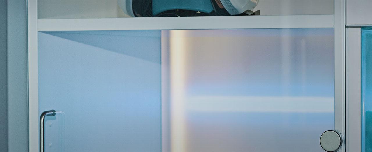 Reinraumlösung für CRC GmbH Berlin, Kompletteinrichter